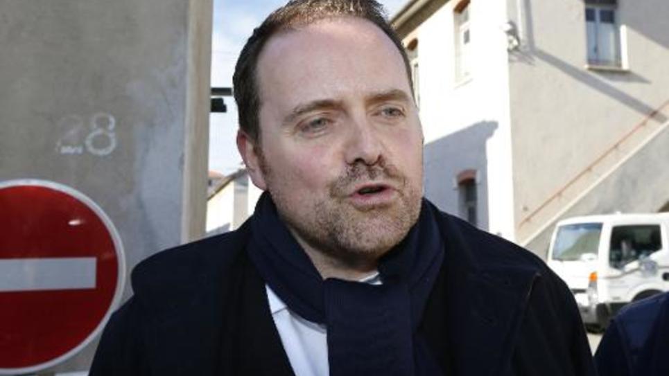 L'ancien patron de Bygmalion, Bastien Millot, le 12 décembre 2014 à Nice