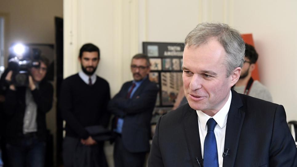 François de Rugy le 16 décembre 2016 à Paris