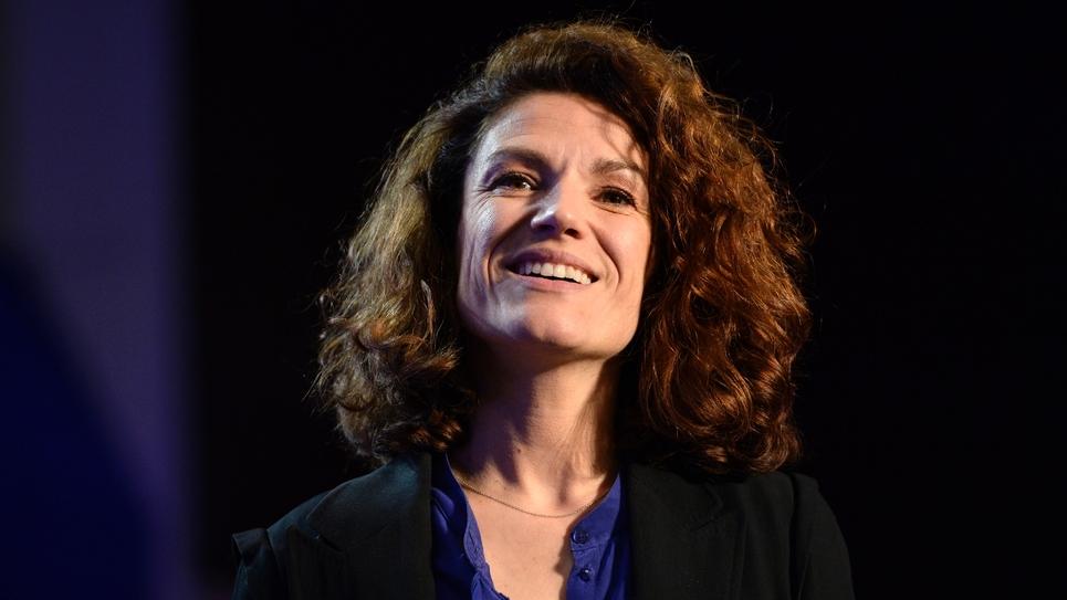 Chantal Jouanno à Issy-les-Moulineaux le 9 décembre 2015
