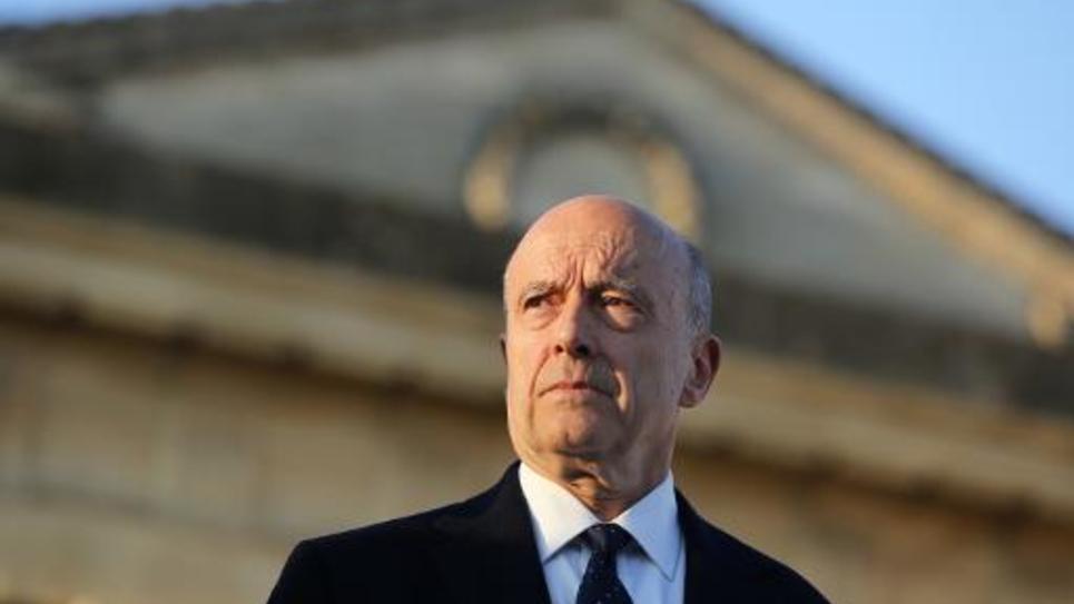 Le maire UMP de Bordeaux Alain Juppé, le 19 mars 2014 à Bordeaux
