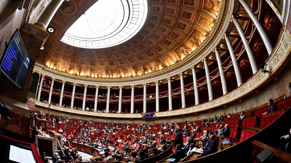 L'Assemblée nationale le 1er août 2018