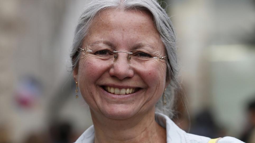 Agnès Thill, le 13 mai 2017 à Paris