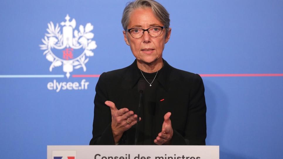 La ministre des Transports Elisabeth Borne le 26 novembre 2018 à Paris