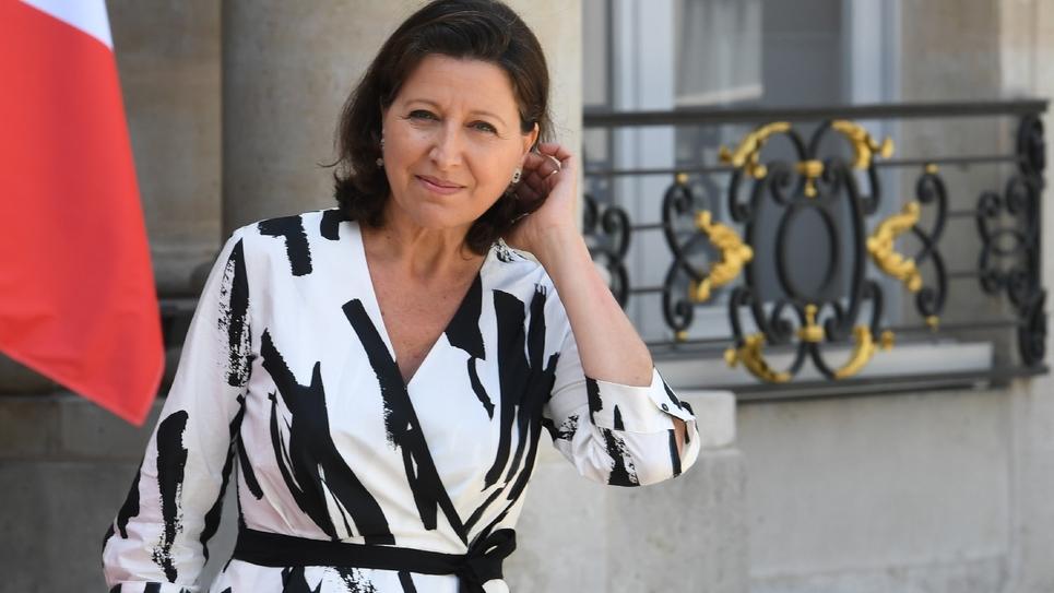 La ministre des Solidarités et de la Santé Agnès Buyzn, le 24 juin 2019 à Paris