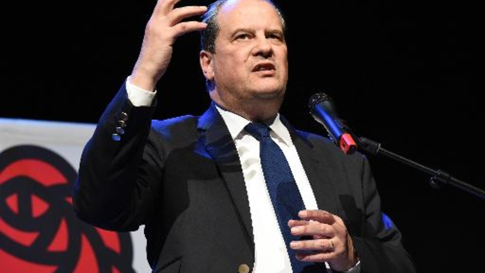 Jean-Christophe Cambadelis le 6 mars  2015 à Montpellier