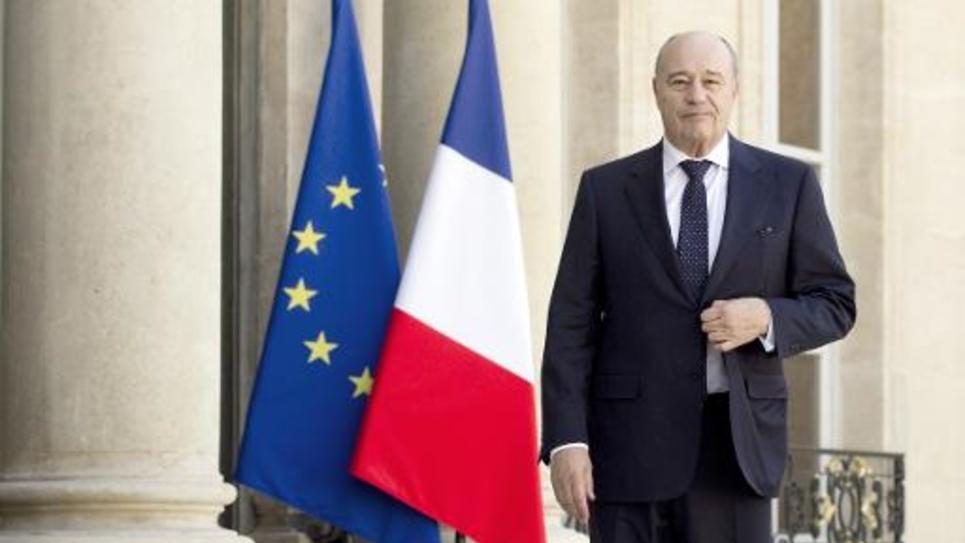 Le président du Parti radical de gauche, Jean-Michel Baylet, le 15 mai 2014 à l'Elysée, à Paris