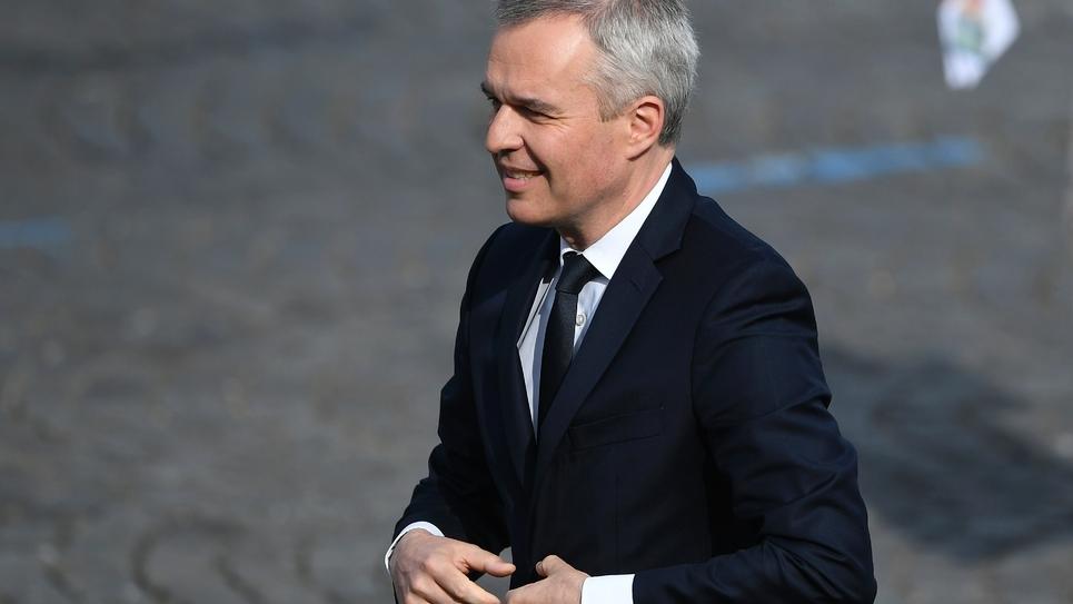 François de Rugy le 14 juillet 2019 à Paris