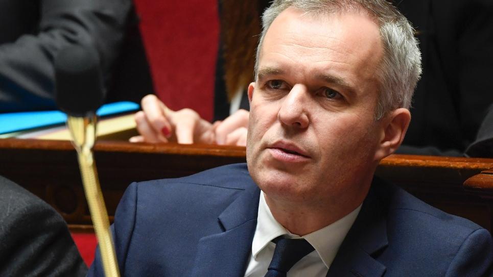 François de Rugy le 5  février 2019 à l'Assemblée nationale