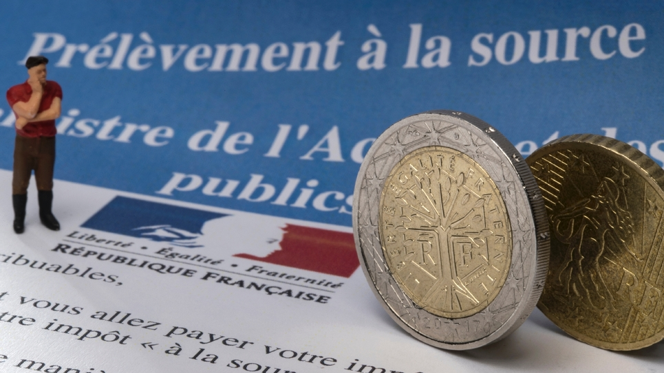 La décision sur la mise en place du prélèvement de l'impôt à la source le 1er janvier 2019 sera annoncée par le Premier ministre Edouard Philippe
