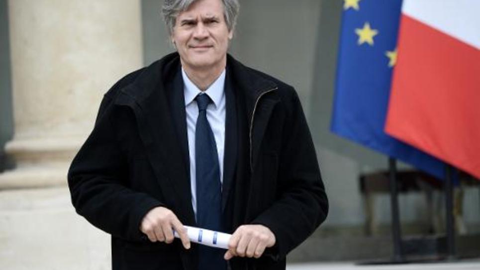 Le porte-parole du gouvernement Stéphane Le Foll, le 18 février 2015