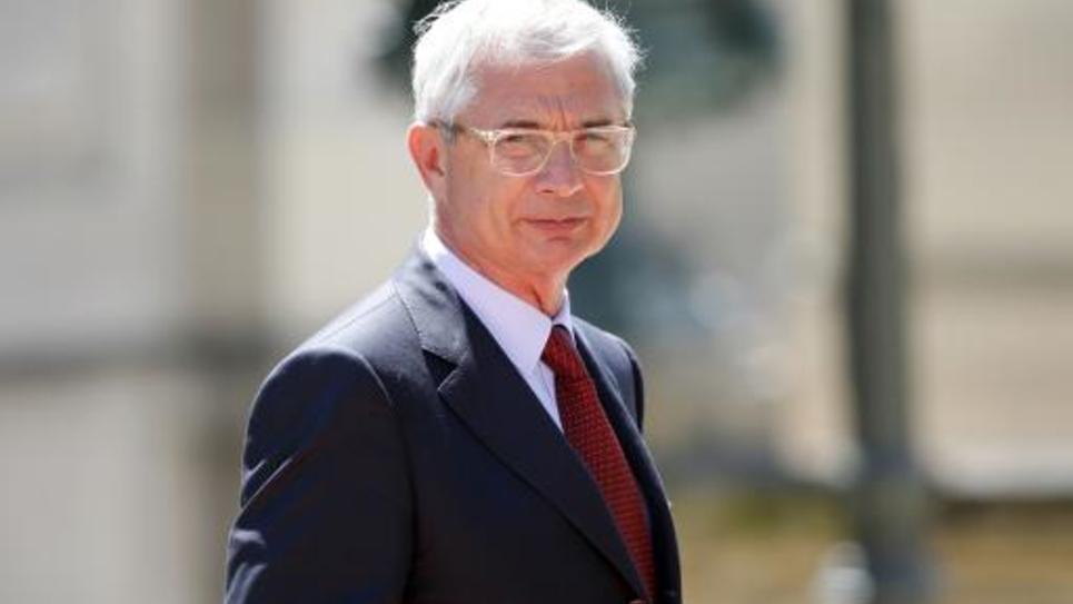 Le président de l'Assemblée nationale Claude Bartolone (PS), le 8 juin 2015 à Paris