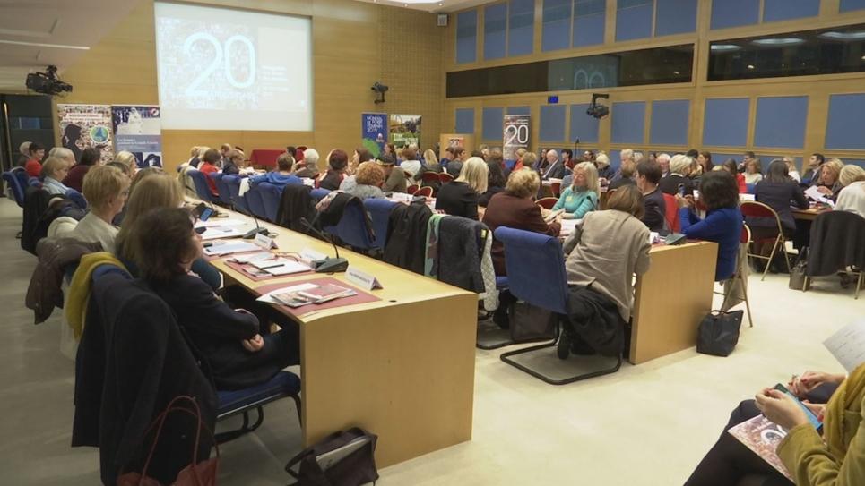 20 ans de la délégation aux droits des femmes