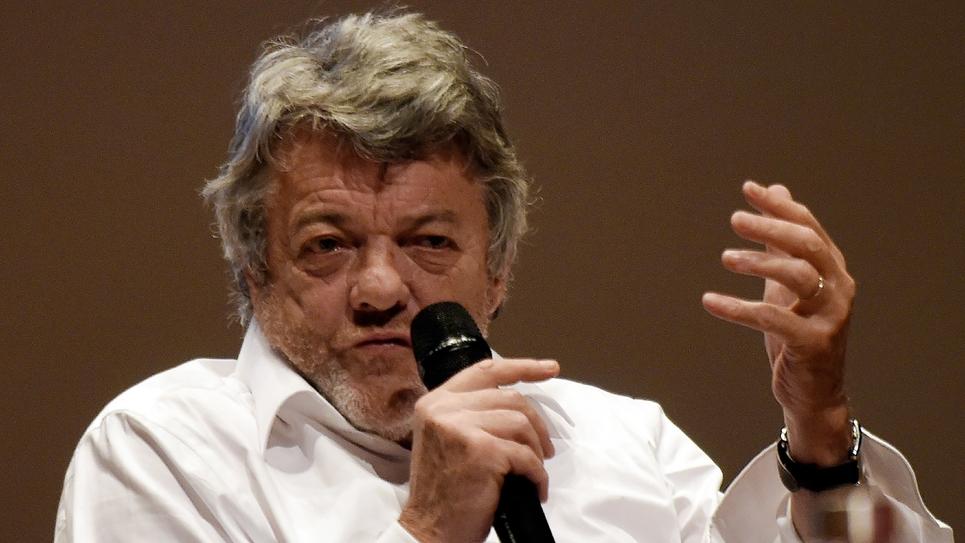 Jean-Louis Borloo le 27 juin 2018 à Valenciennes