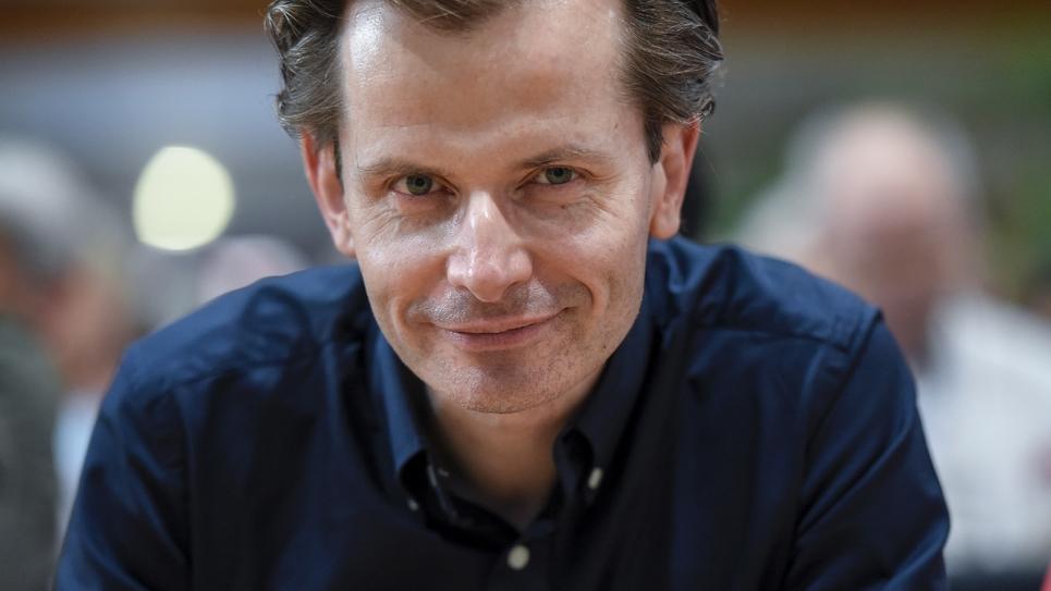 Guillaume Larrivé à l'université d'été de LR le 31 août 2019