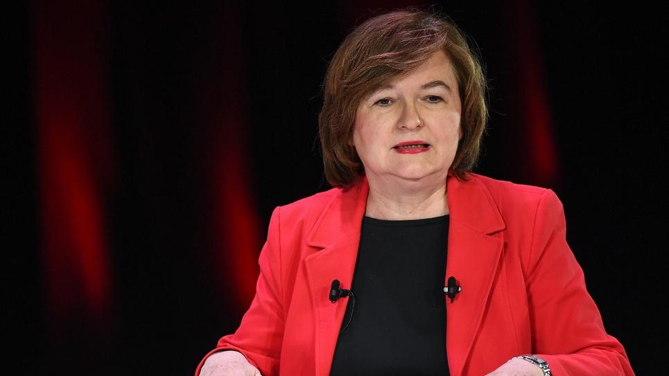 Nathalie Loiseau le 11 avril 2019 à Paris