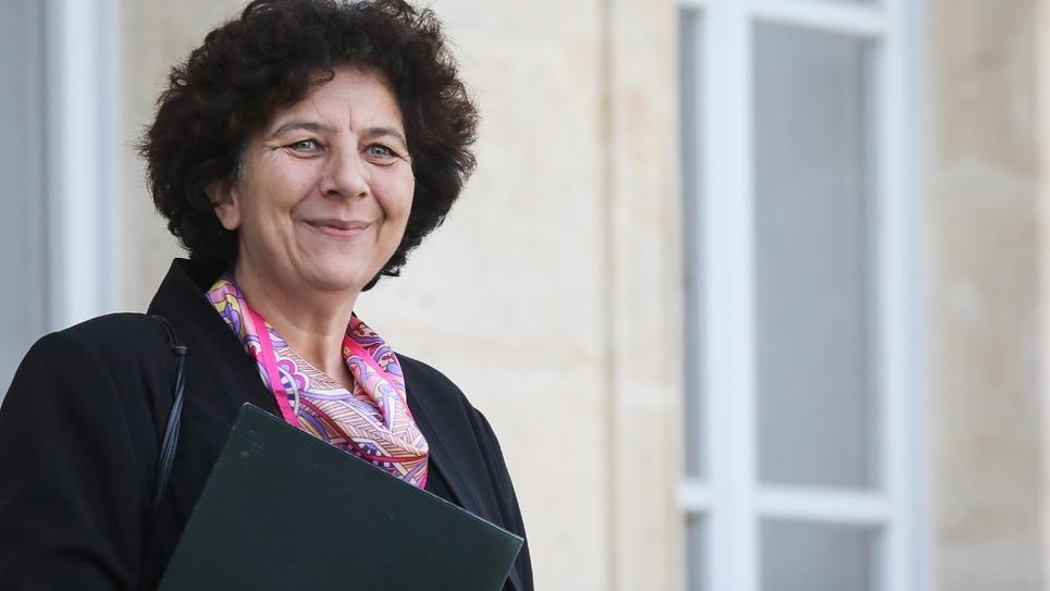 Frédérique Vidal le 16 janvier 2019 à Paris