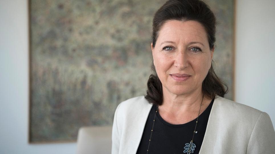La ministre de la Santé, Agnès Buzyn, à Paris, le 17 septembre 2018