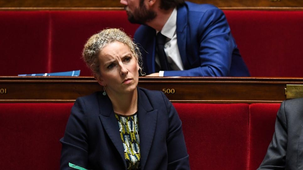 La députée socialiste et ancienne ministre de l'Ecologie Delphine Batho, ici à l'Assemblée le 31 janvier 2018