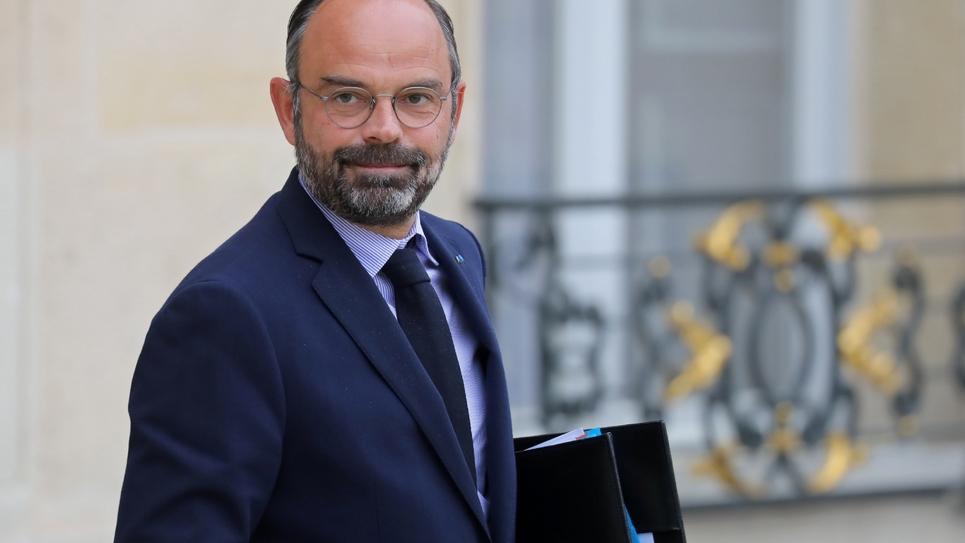 Edouard Philippe, à Paris, le 30 octobre 2019