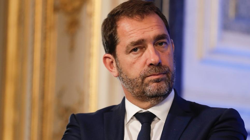 Le porte-parole du gouvernement, Christophe Castaner, le 12 juillet 2017 à Paris