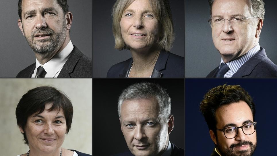 Législatives: les six ministres en lice ont été élus ou réélus
