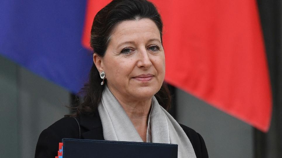 Agnès Buzyn, le 24 octobre 2018 à Paris
