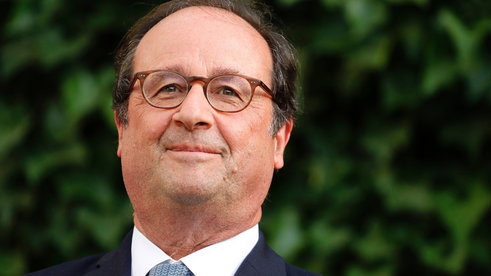 L'ancien président François Hollande va signer un livre pour enfants consacré à la République