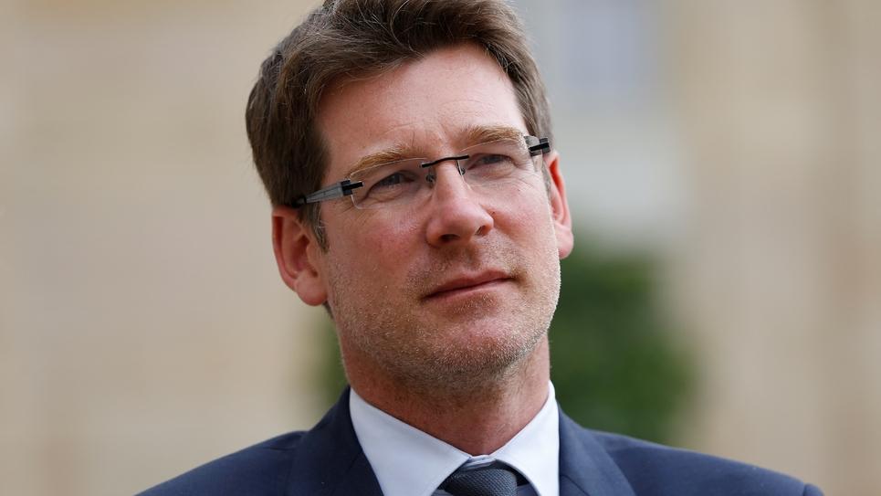 Pascal Canfin en 2015