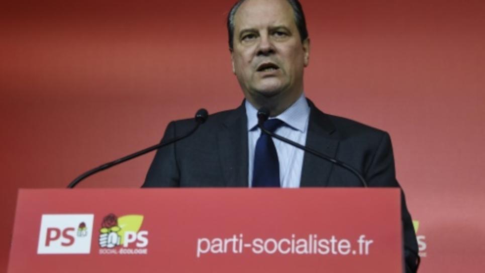 Le premier secrétaire du PS, Jean-Christophe Cambadélis, à Paris le 7 mars 2016