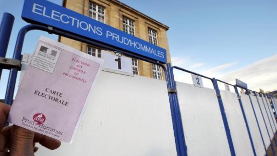 Le Parlement a adopté définitivement par un vote de l'Assemblée, le projet de loi prévoyant la suppression des élections des conseillers prud'homaux au suffrage direct