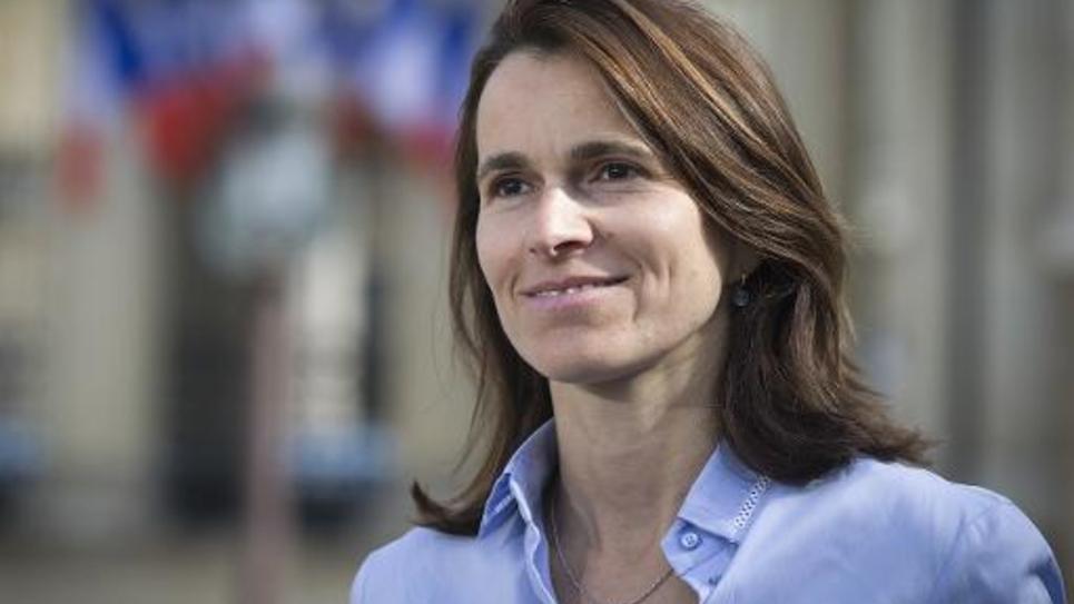 L'ancienne ministre de la Culture Aurélie Filippetti à Paris, le 11 mai 2015