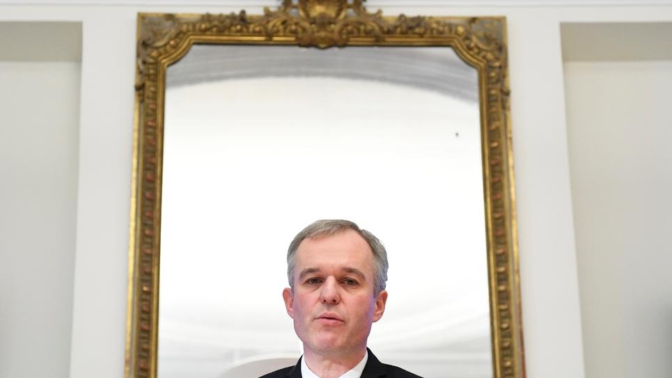François de Rugy, président du Parti écologiste et candidat à la primaire organisée par le PS, le 16 décembre 2016 à Paris