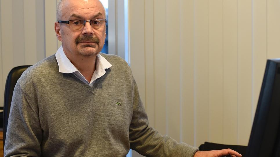 François Chérèque le 6 janvier 2016 à Paris