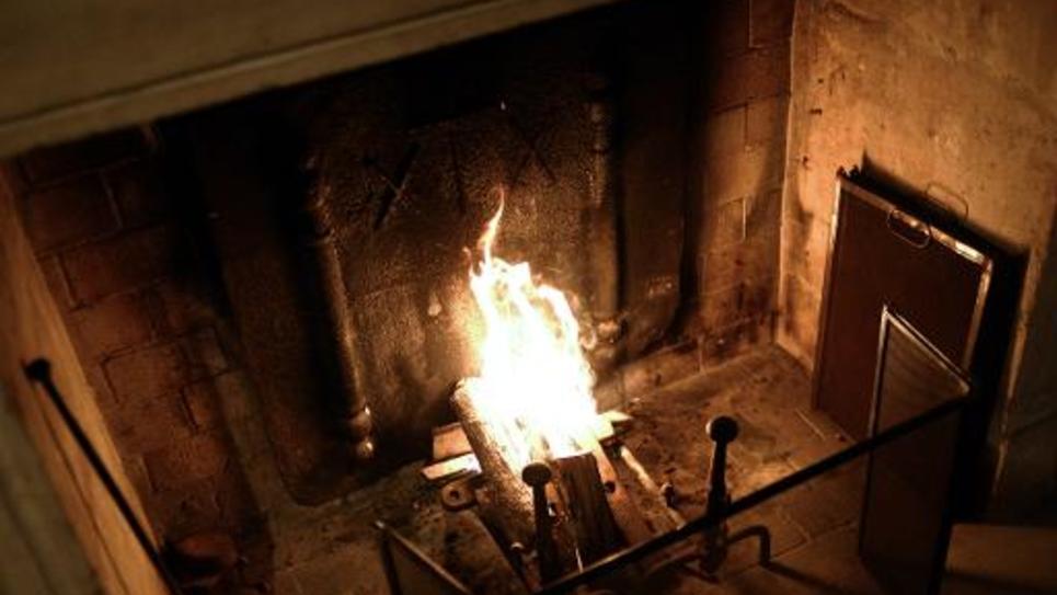 """Royal estime avoir """"rétabli la liberte"""" de faire des feux de cheminée en Ile-de-France"""