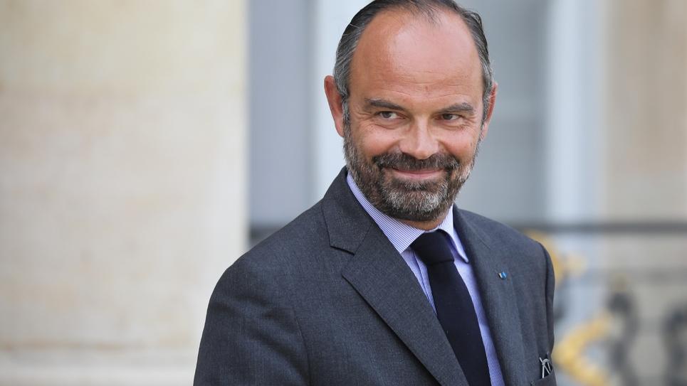Edouard Philippe, le 28 août 2019 à l'Elysée