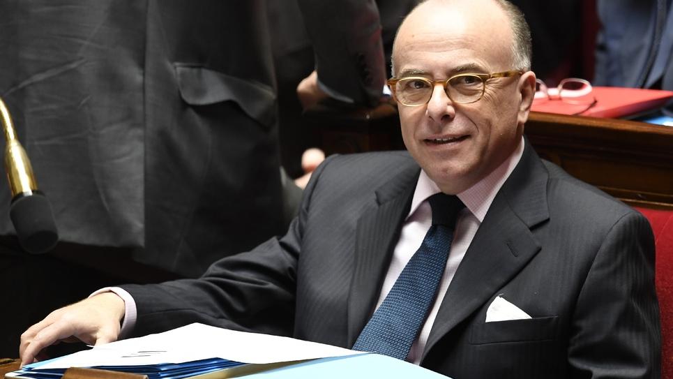 Le Premier ministre français Bernard Cazeneuve à Paris, le 20 décembre 2016