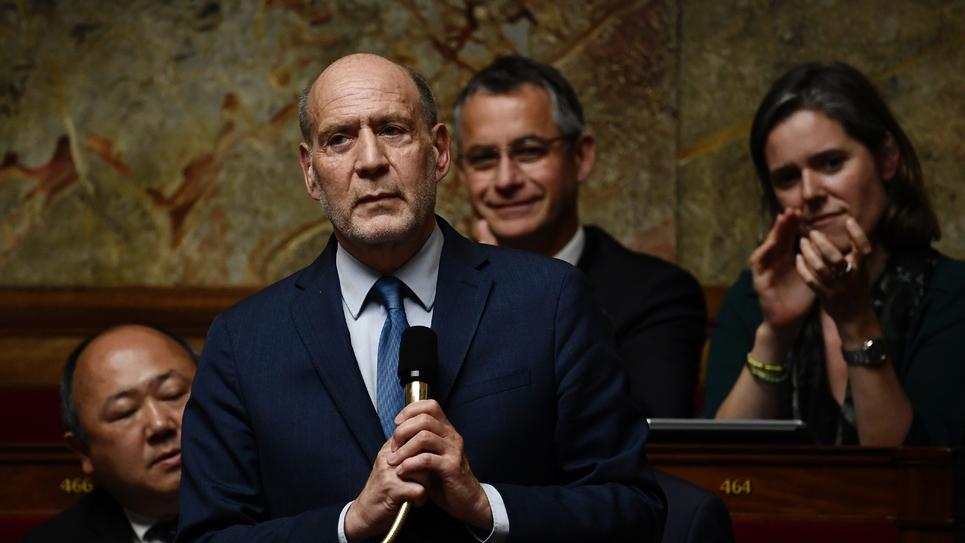 Le député LREM Jean-Jacques Bridey, en mai 2018
