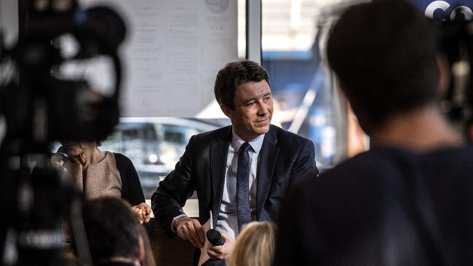 Benjamin Griveaux, le 29 août 2019 à Paris