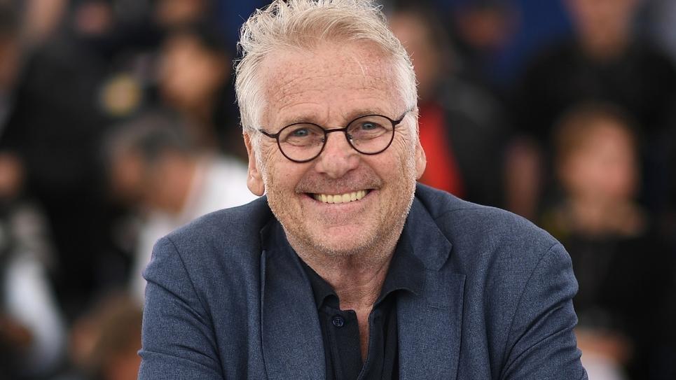 L'ex député européen Daniel Cohn-Bendit en mai 2018 à Cannes