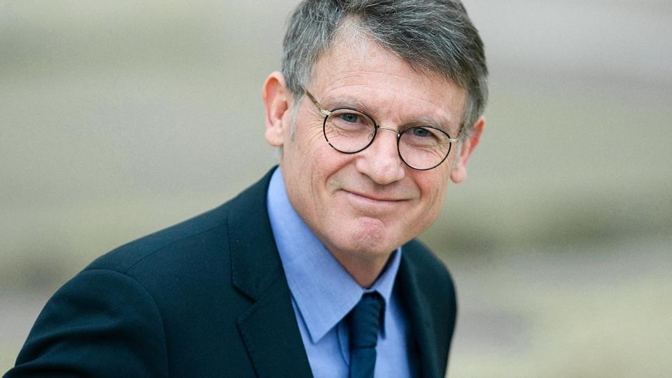 Vincent Peillon, le 22 janvier 2014 à Paris