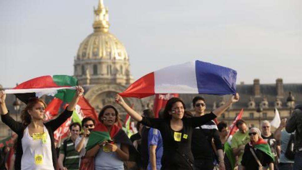 Manifestation propalestinienne, le 23 juillet à Paris