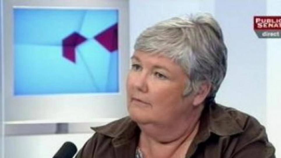 La sénatrice centriste Jacqueline Gourault