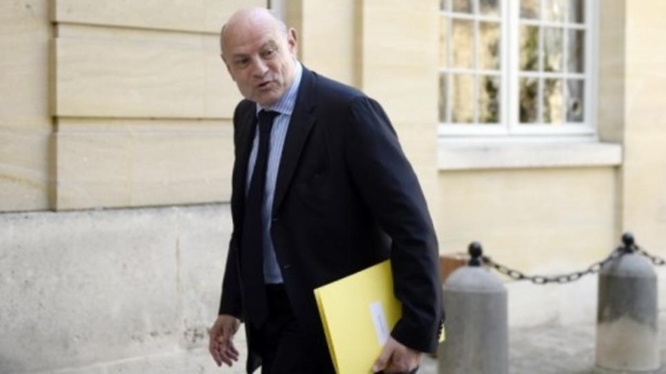 Jean-Marie Le Guen, secrétaire d'Etat aux relations avec le Parlement