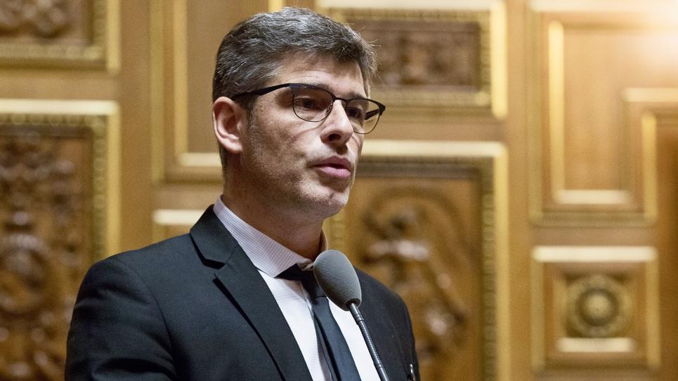 Guillaume Gontard, sénateur de l'Isère