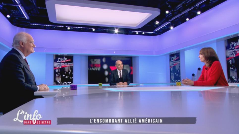 L'Info dans le rétro : Les Etats-Unis un allié encombrant