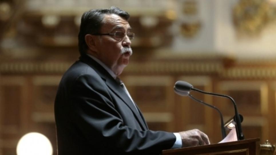 Jean-Pierre Michel, AFP
