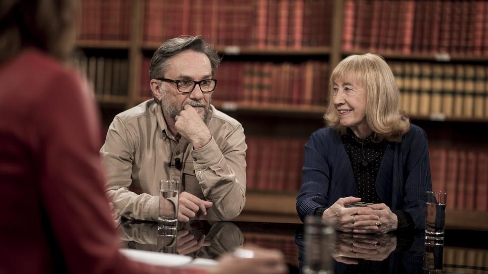 Livres & vous, Marc Dugain et Chantal Thomas aux côtés d'Adèle Van Reeth