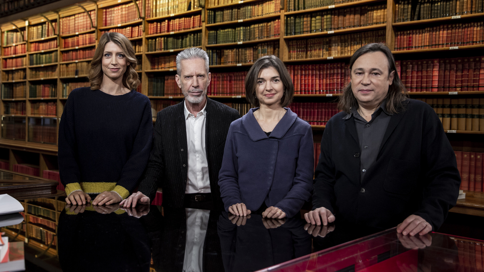 Livres & vous, Molière, Stéphane Braunschweig, Georges Forestier, Adèle Van Reeth
