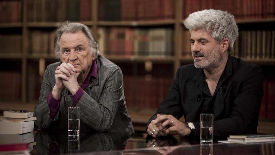 Livres & vous, Régis Debray et Laurent Gaudé 1