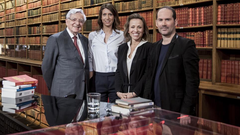 Livres & vous, Jean-Pierre Chevènement, Vincent Jarousseau et Flore Vasseur